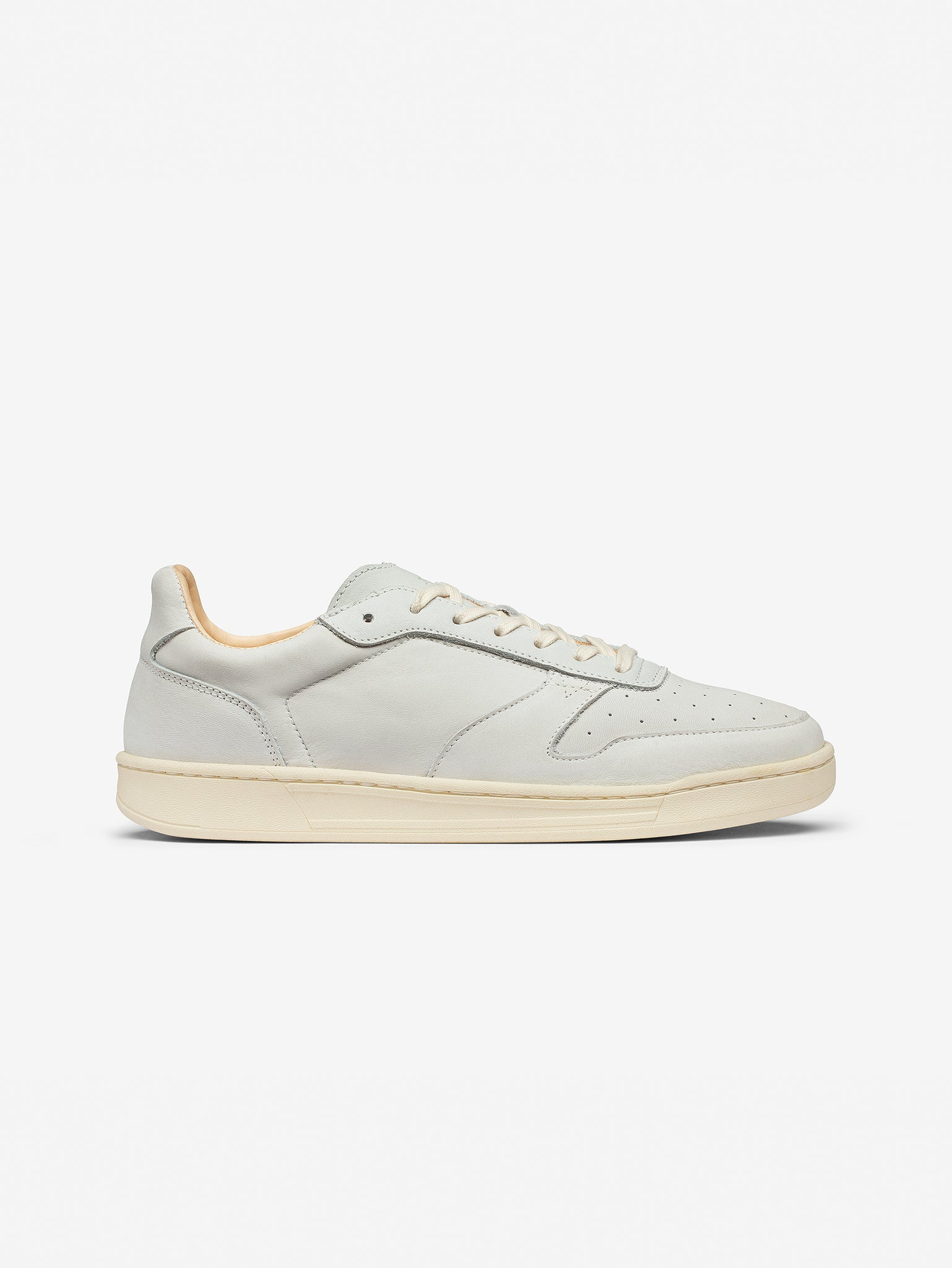 1981 - White Leather Trainer