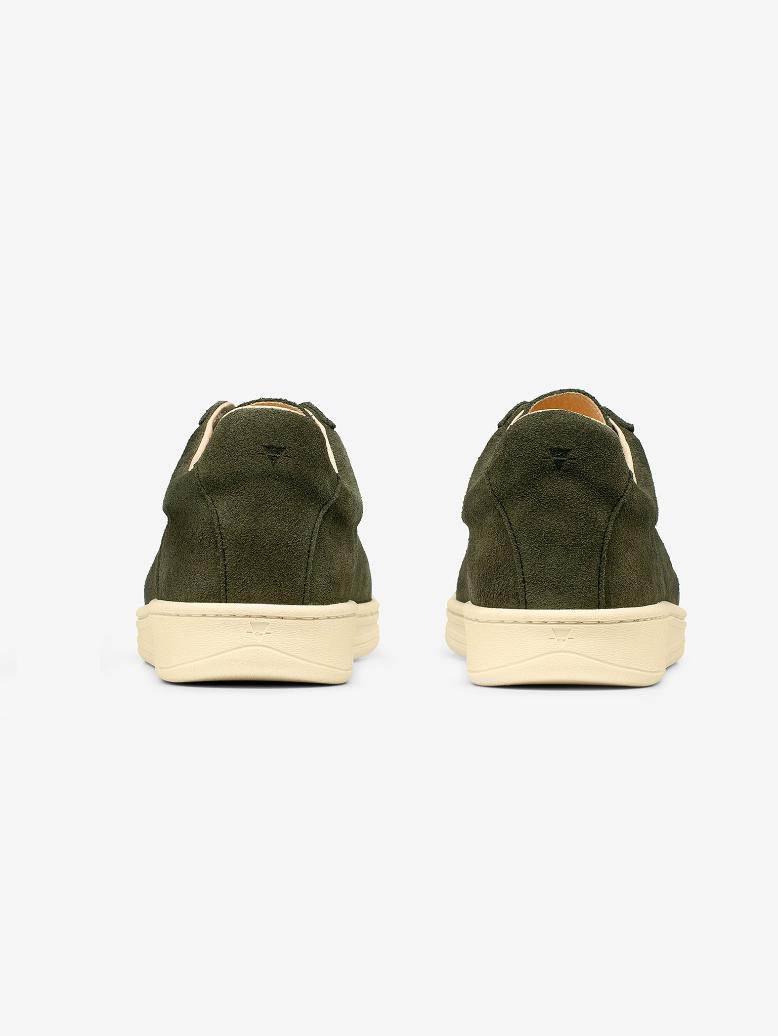 1971 - Suede Trainer Green