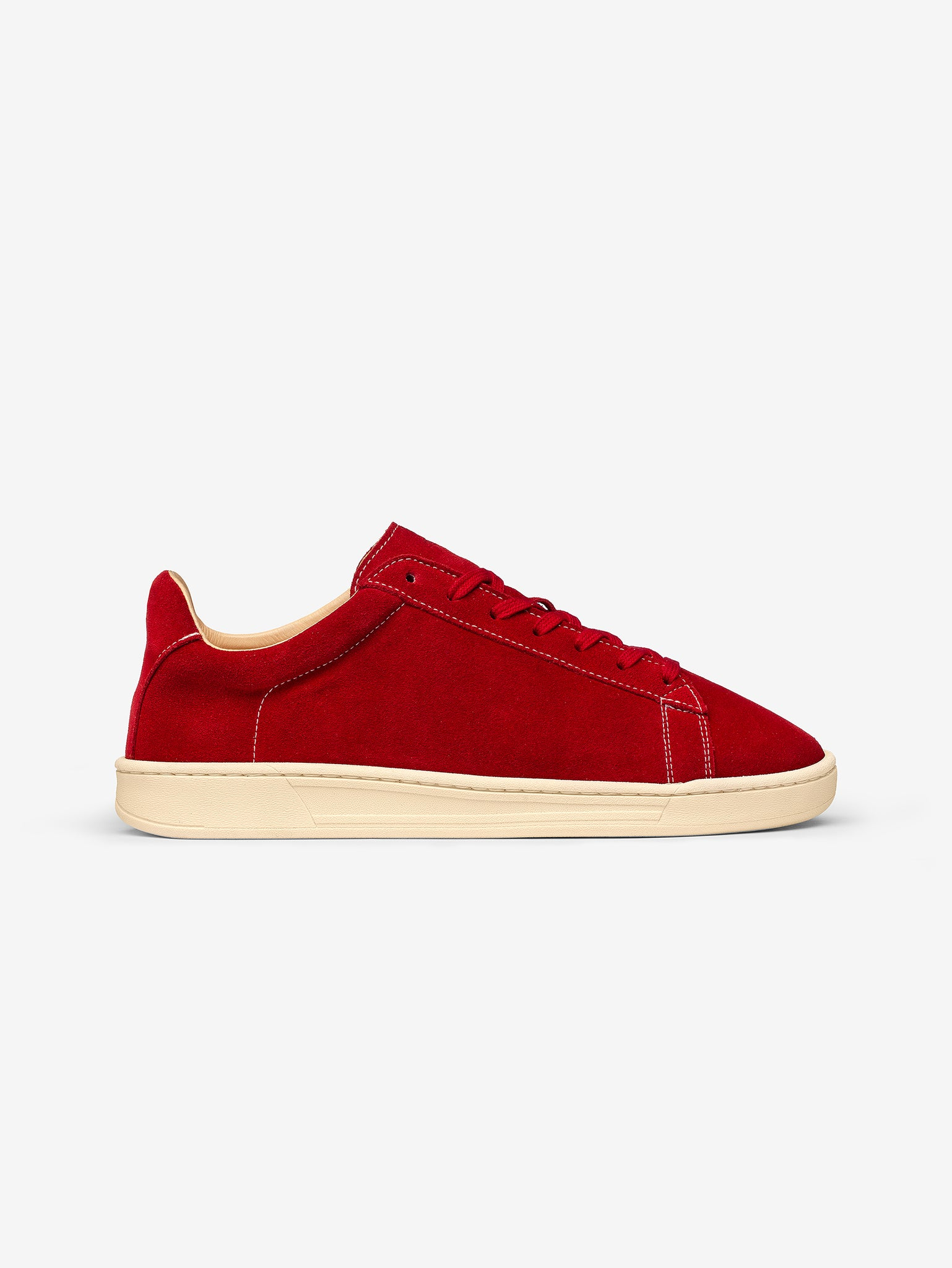 1971 - Red Suede Trainer