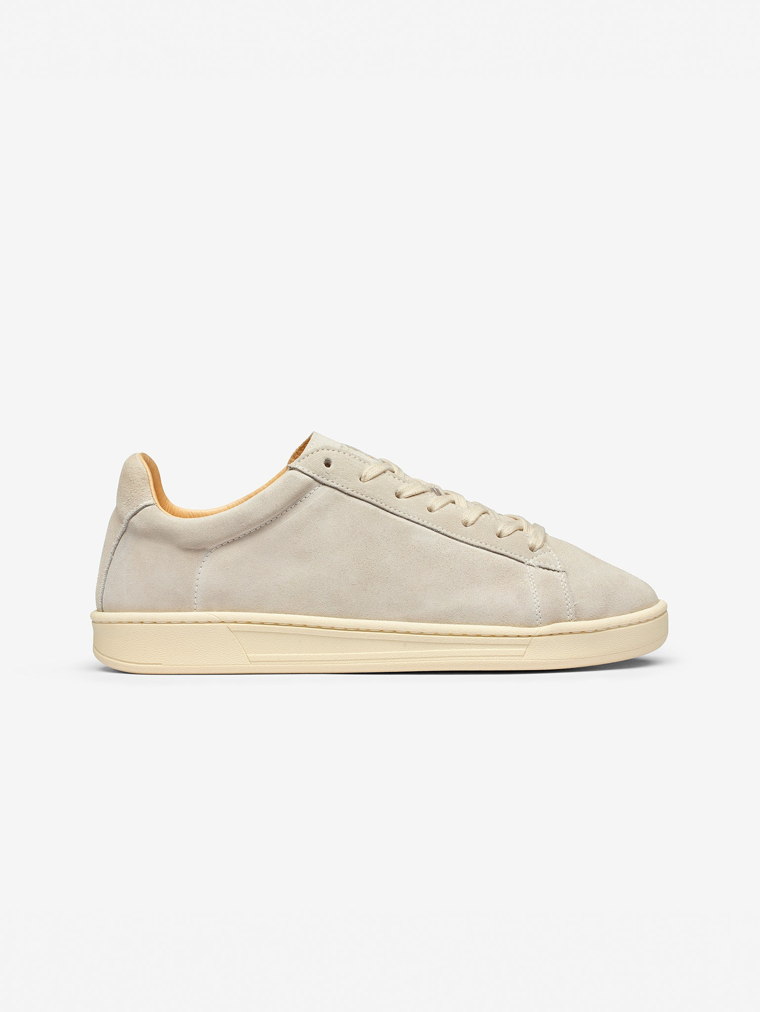 1971 - White Suede Trainer