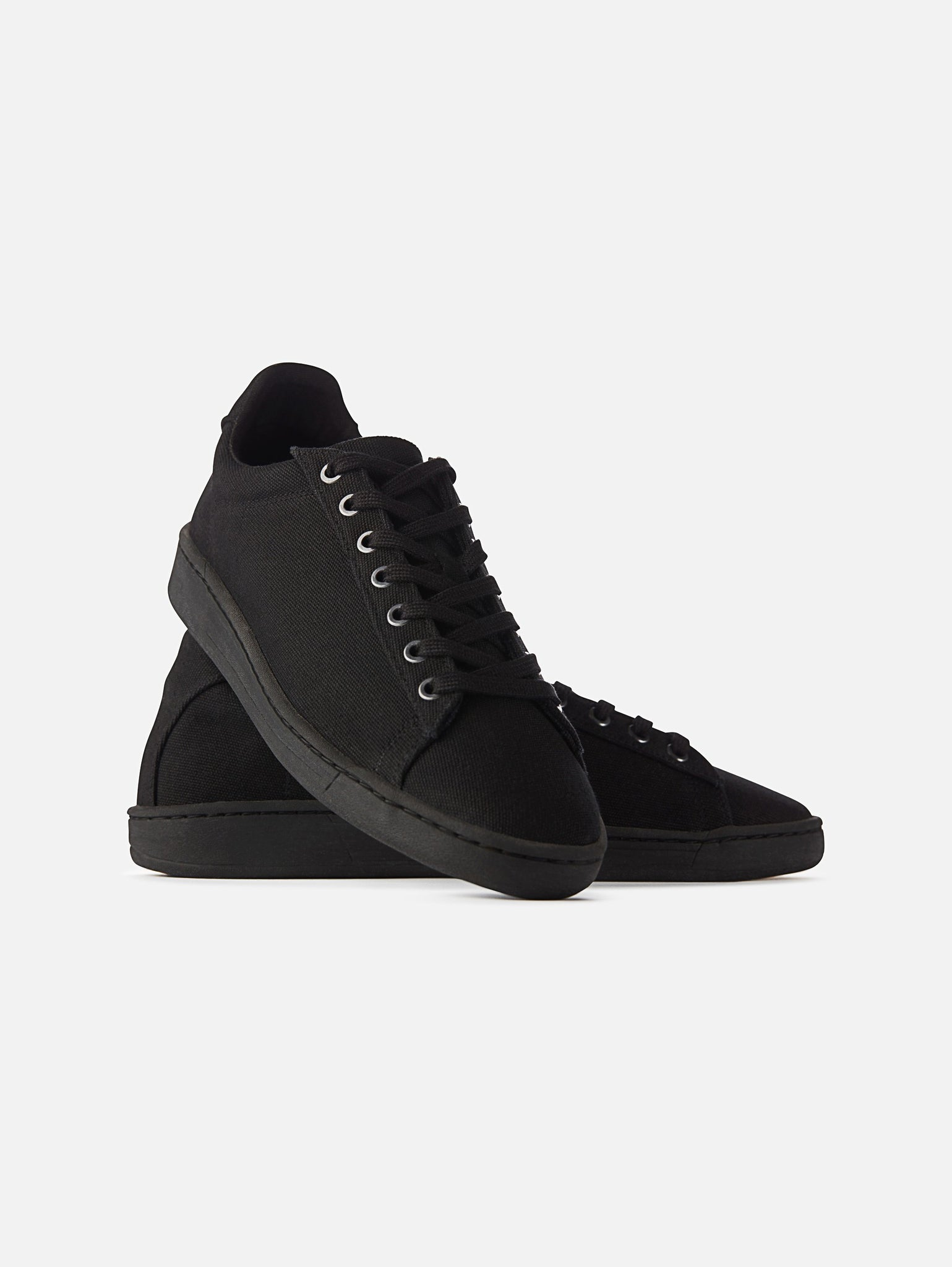 Hope - Vegan All Black Canvas Shoeproduct_vendor#product_type