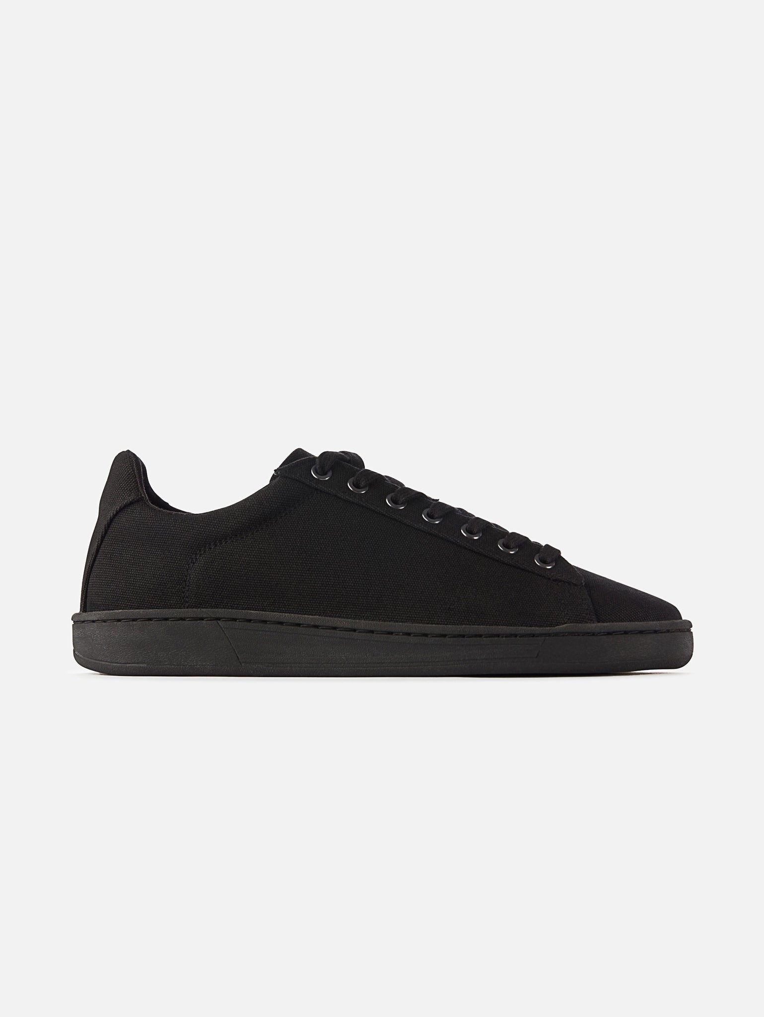 Hope - Vegan All Black Canvas Shoe