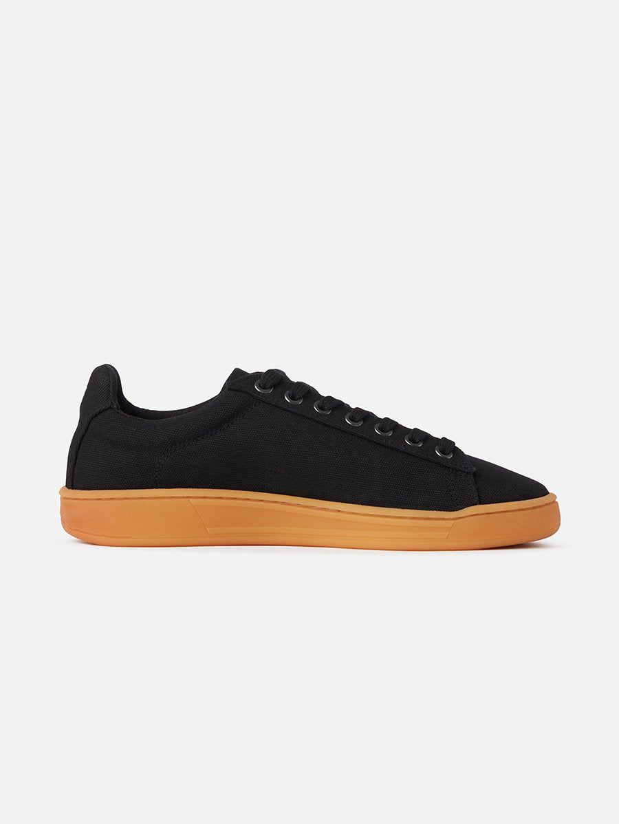 Hope - Vegan Black/Lite Canvas Shoe