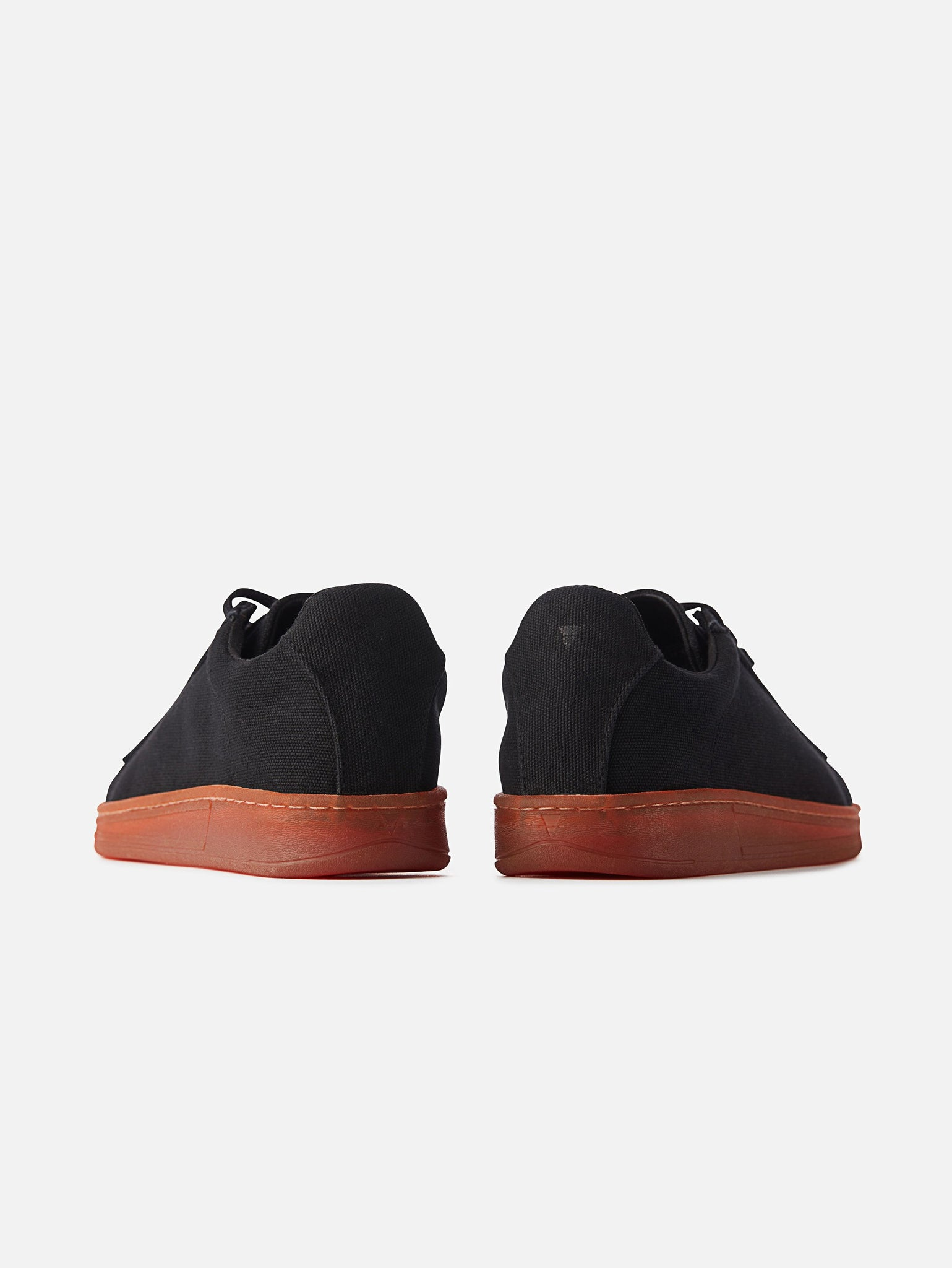 Hope - Vegan Black/Red Canvas Shoeproduct_vendor#product_type