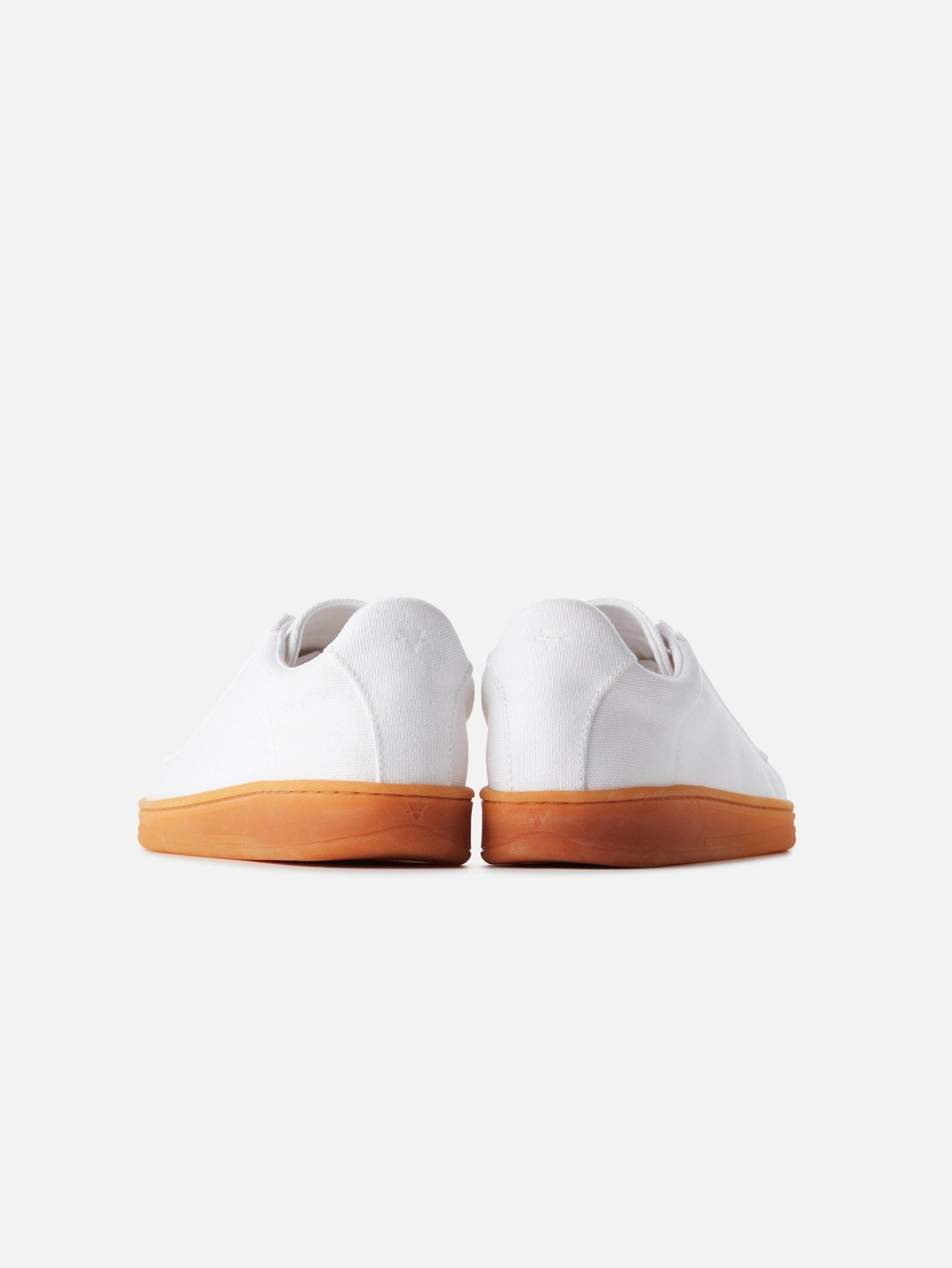 Hope - Vegan White/Lite Canvas Shoe