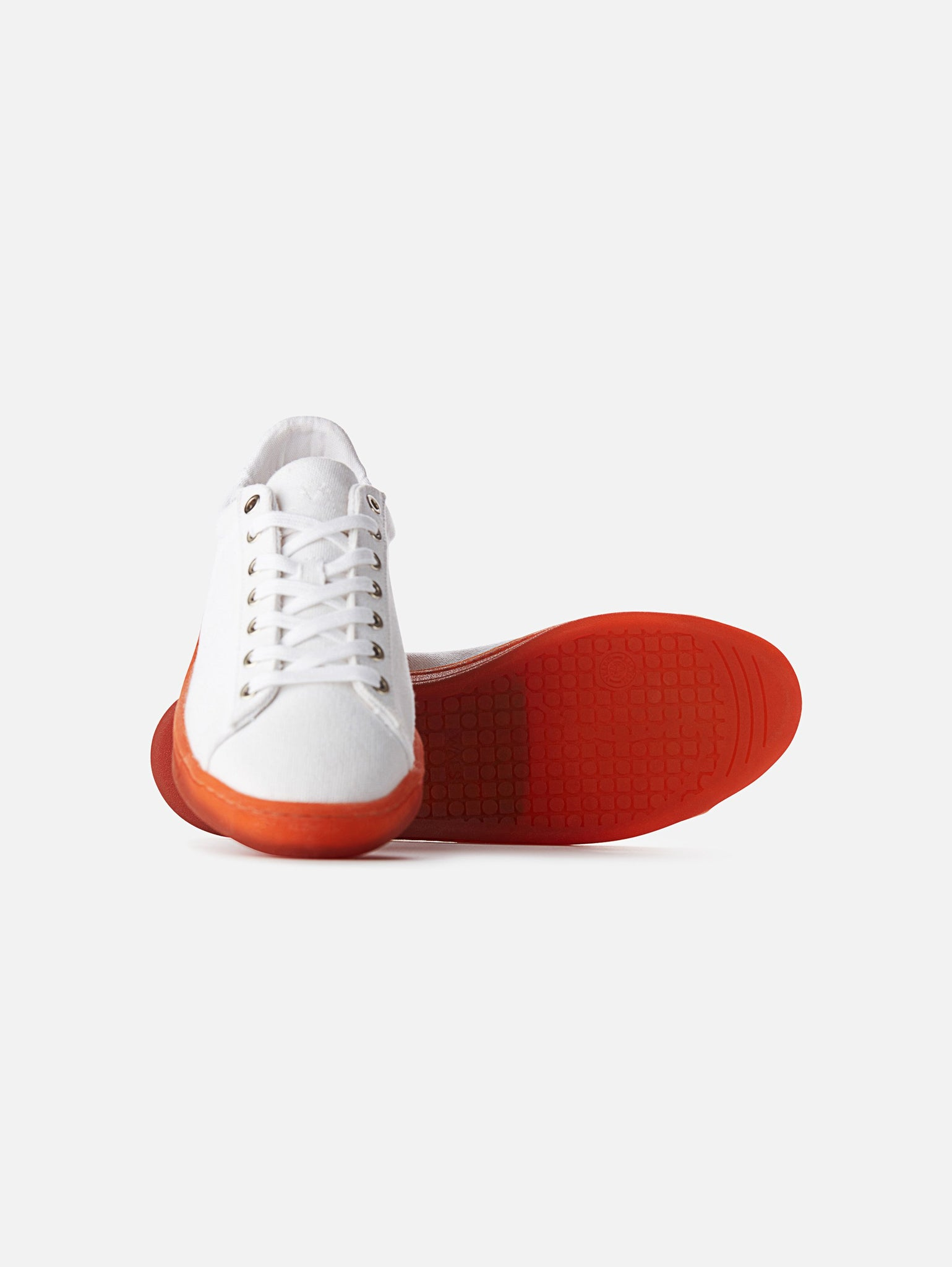Hope - Vegan White/Red Canvas Shoeproduct_vendor#product_type