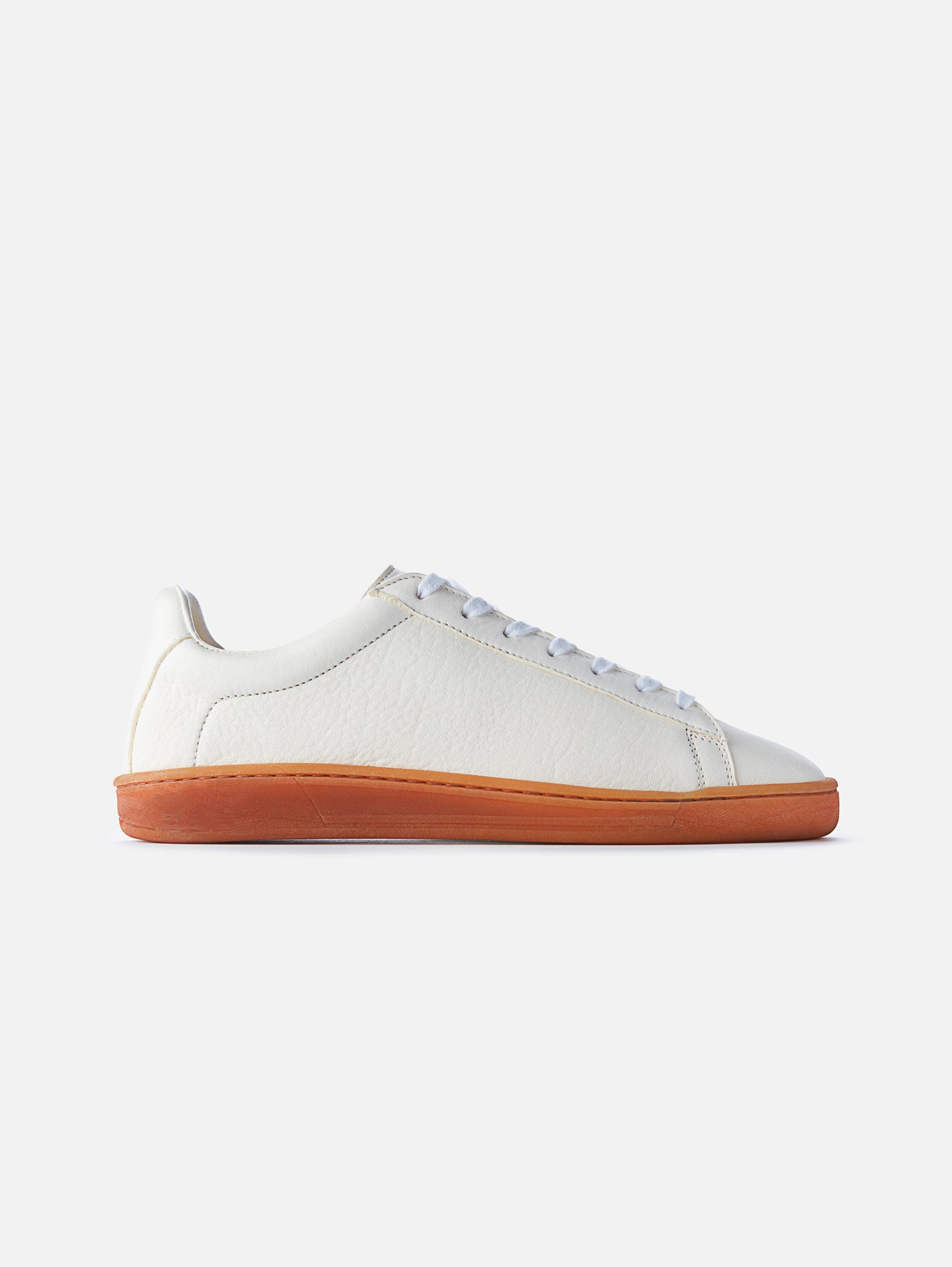 The 1970 - White/Lite Leather Trainerproduct_vendor#product_type