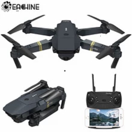 E520S Wide Angle Camera Fold-able Durable RC Drone