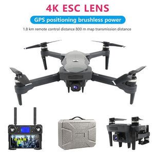 K20GPS Brushless Folding Drone 4K