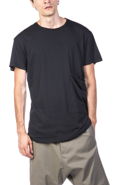 T-Shirt con tasca laterale - Geniuslab