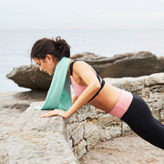 qucik dry exercise towel to take anywhere