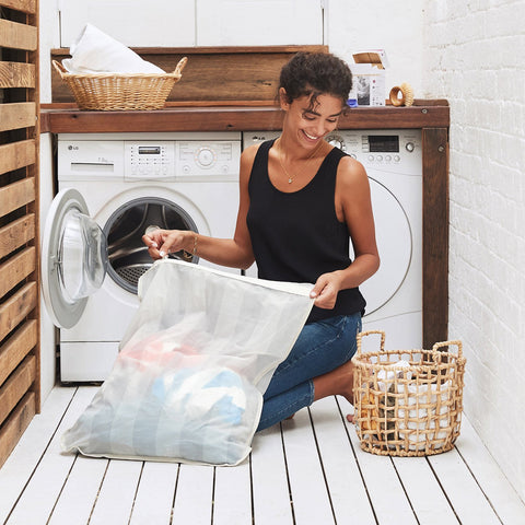 Microfibre Catching Laundry Bag - Not For Profit