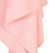 gym towel and yoga towels pink close up soft microfiber fabric