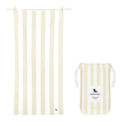 quick dry beach towels lightbeige quick dry towel with pouch