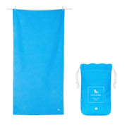 microfiber travel towels blue quick dry towel with pouch