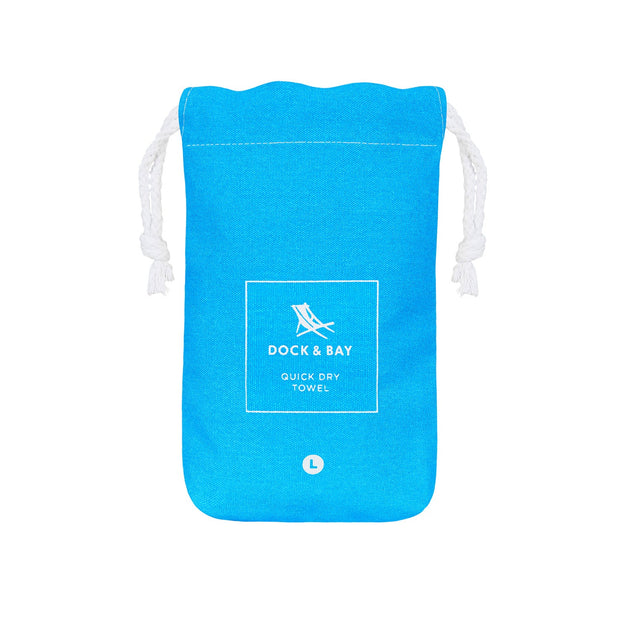 microfiber travel towels blue large towel travel pouch