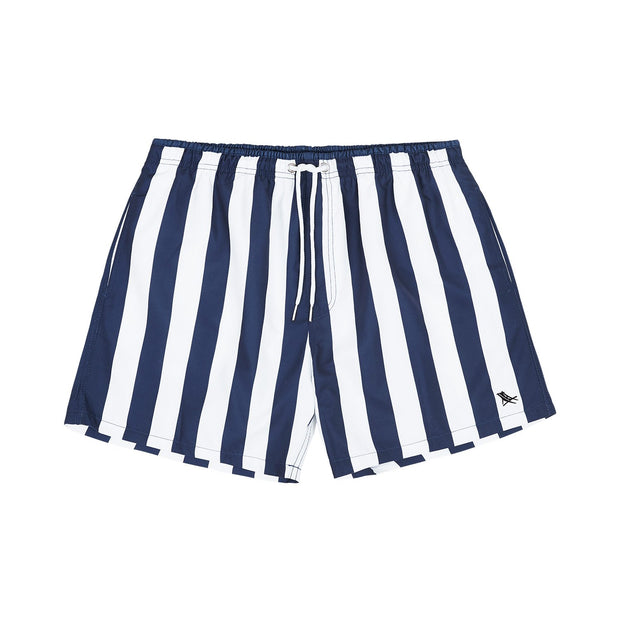 quick dry swim shorts bluenavy front view