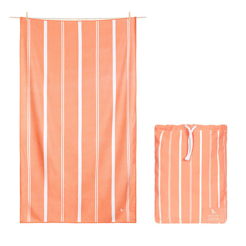 Quick Dry Bath Towel - Home - Sandalwood Terracotta