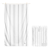 Quick Dry Bath Towel - Home - Jasmine White