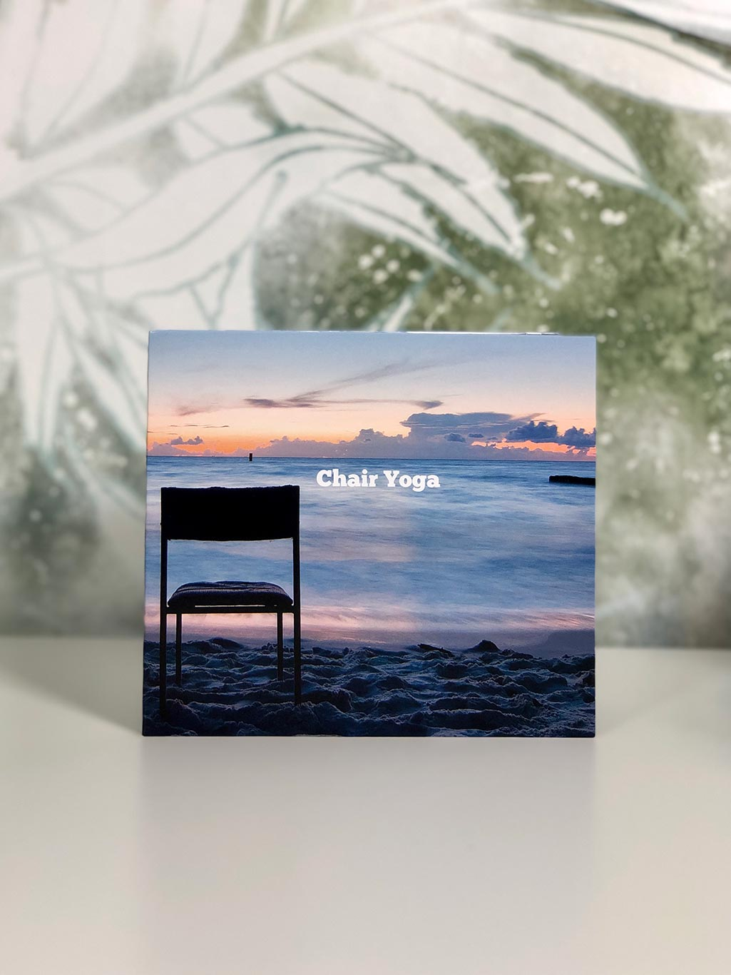 Chair Yoga DVD: 3 Gentle Yoga Practices (2:24 hours)