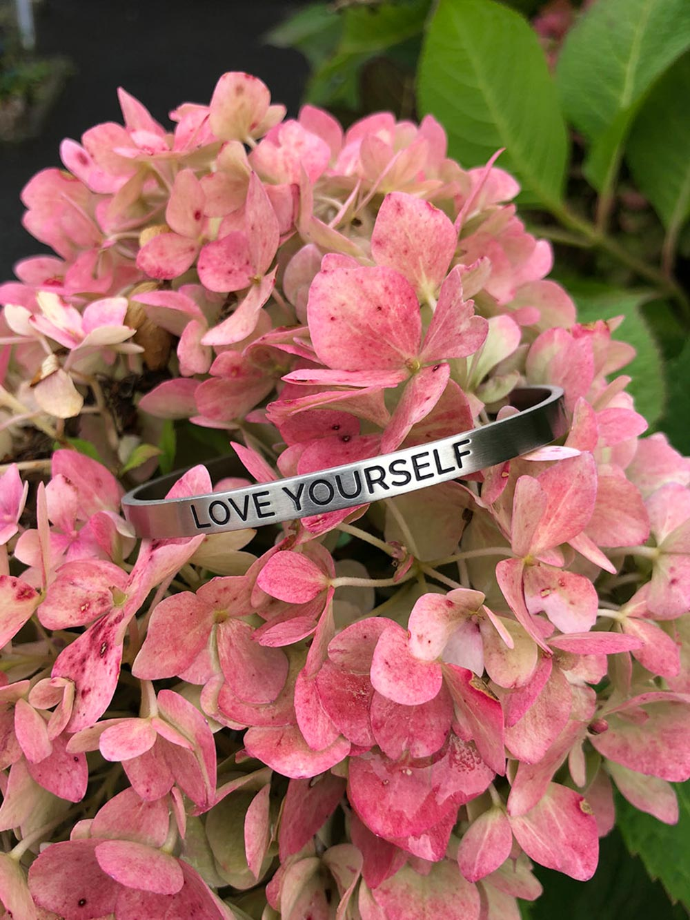 Love Yourself - Affirmation Bracelet