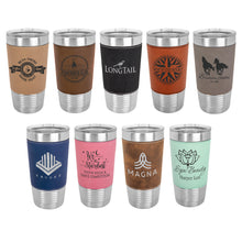 Load image into Gallery viewer, Life is Better with Girlfriends and Champagne 20 oz Polar Stainless Tumbler Teal