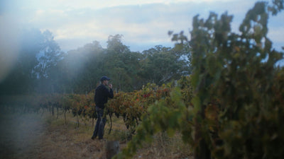 15 MINUTES WITH OUR VIGNERON & WINEMAKER RICHARD LEASK