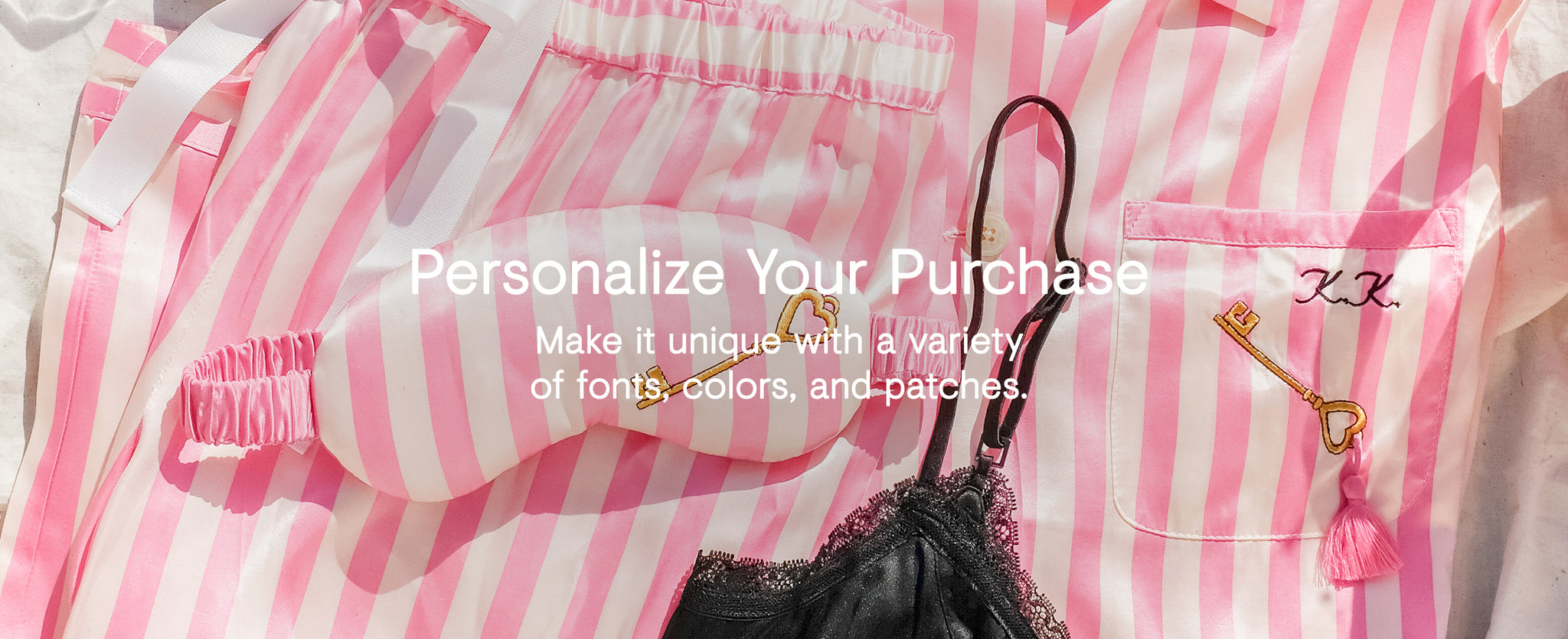 morgan lane personalize your purchase