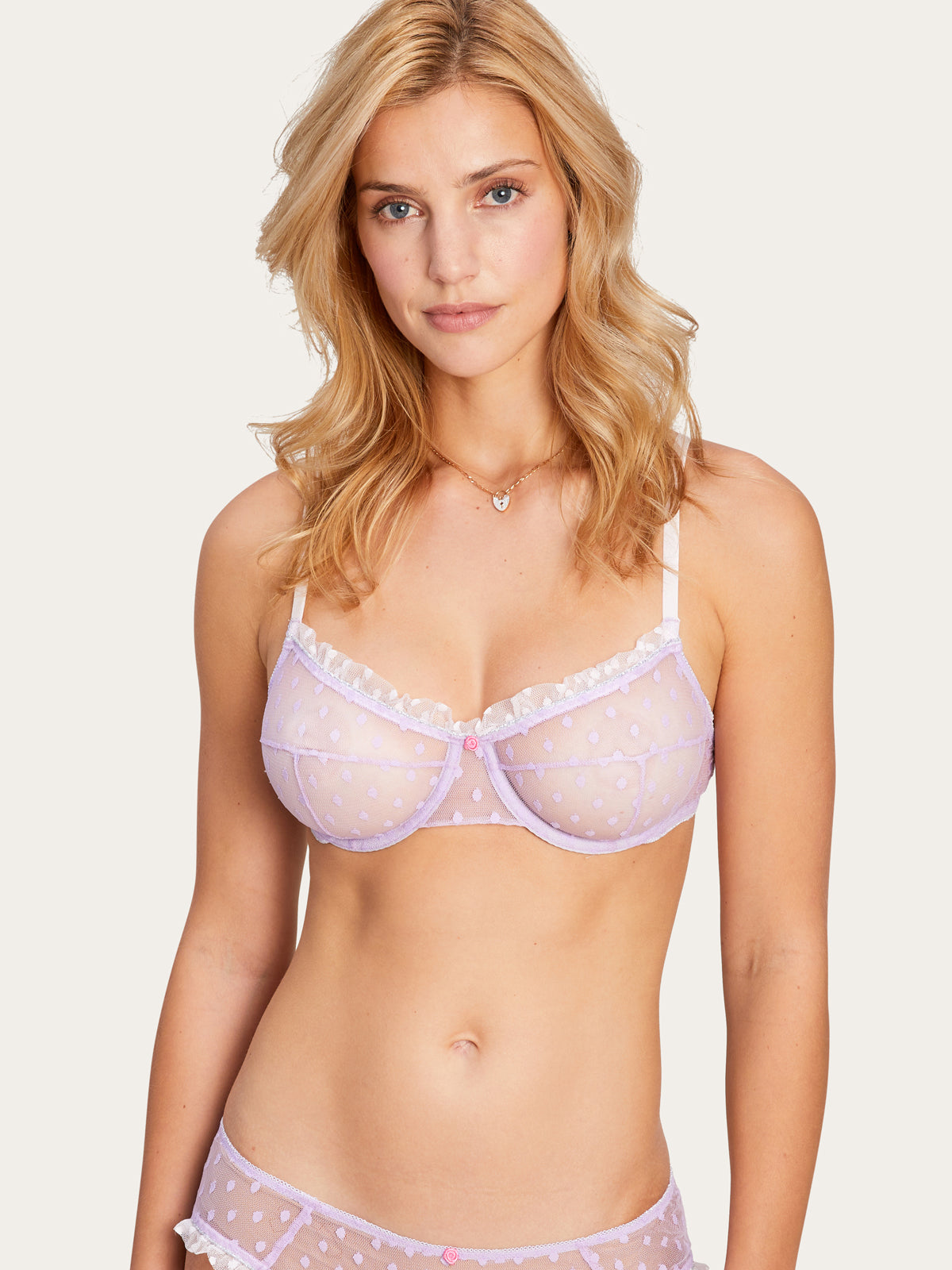 Atlanta Bra in Cupcake By Morgan Lane