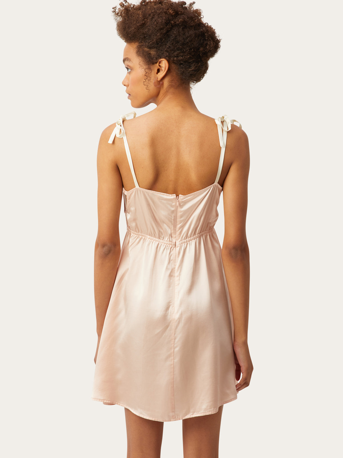 Hanna Dress in Peachy Keen By Morgan Lane