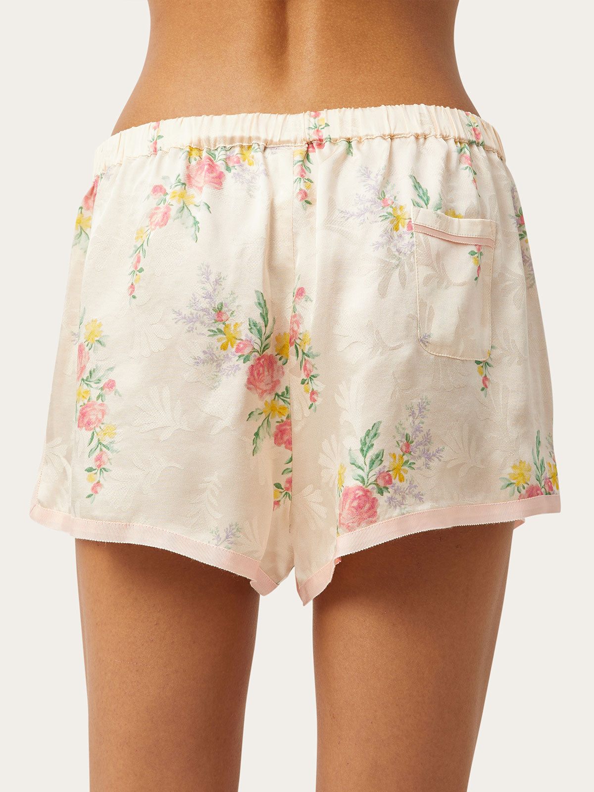 Martine Short in Creme By Morgan Lane