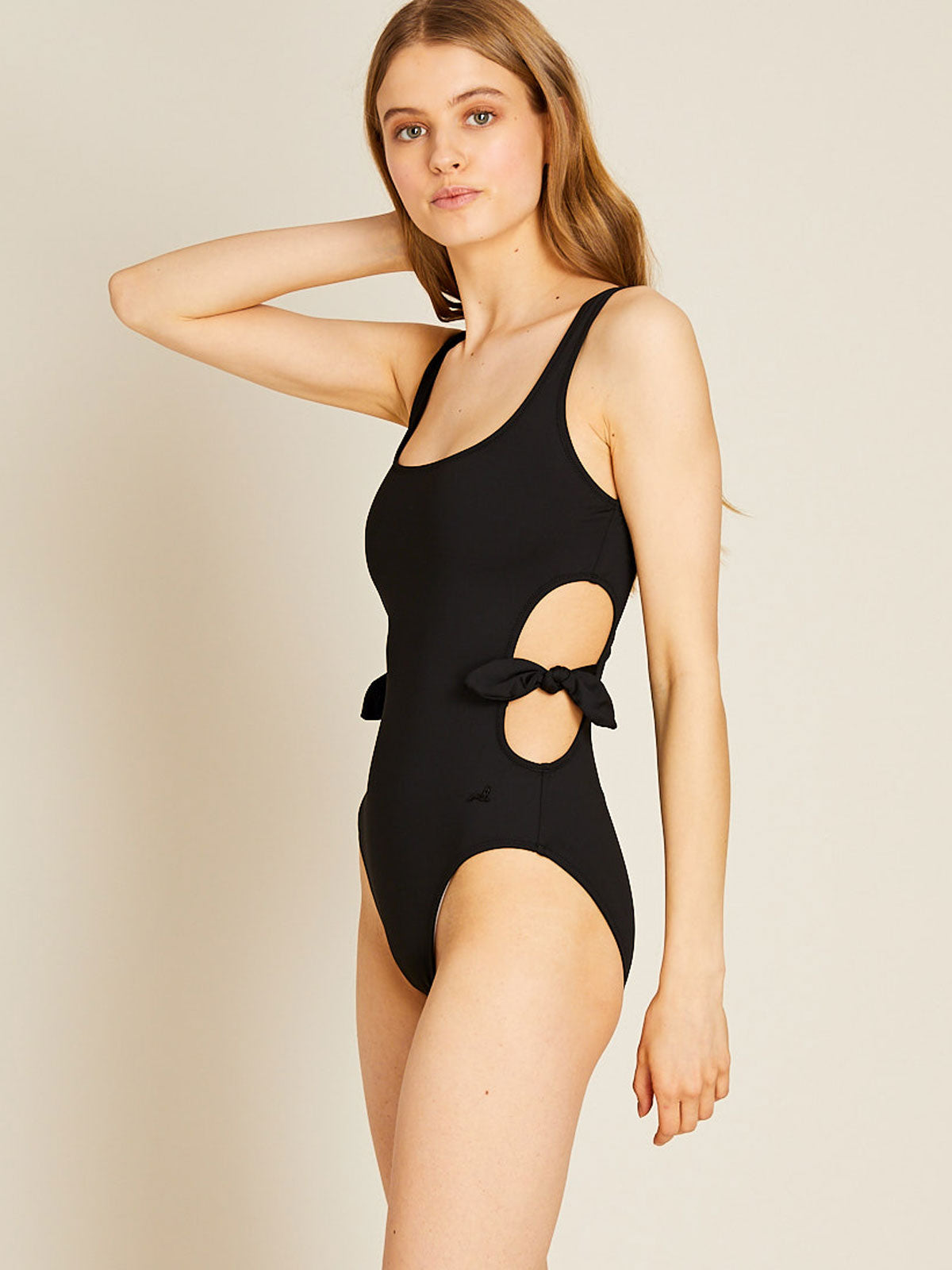 Richie One-Piece in Noir By Morgan Lane