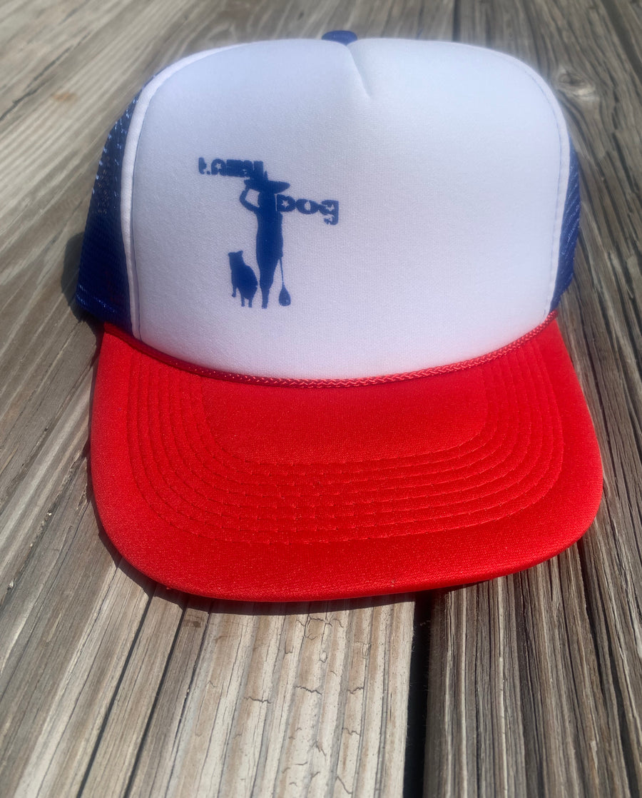 Hats: Lazy Dog Foam Trucker