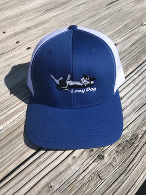 Lazy Dog Reclining Dog, Adjustable Hat