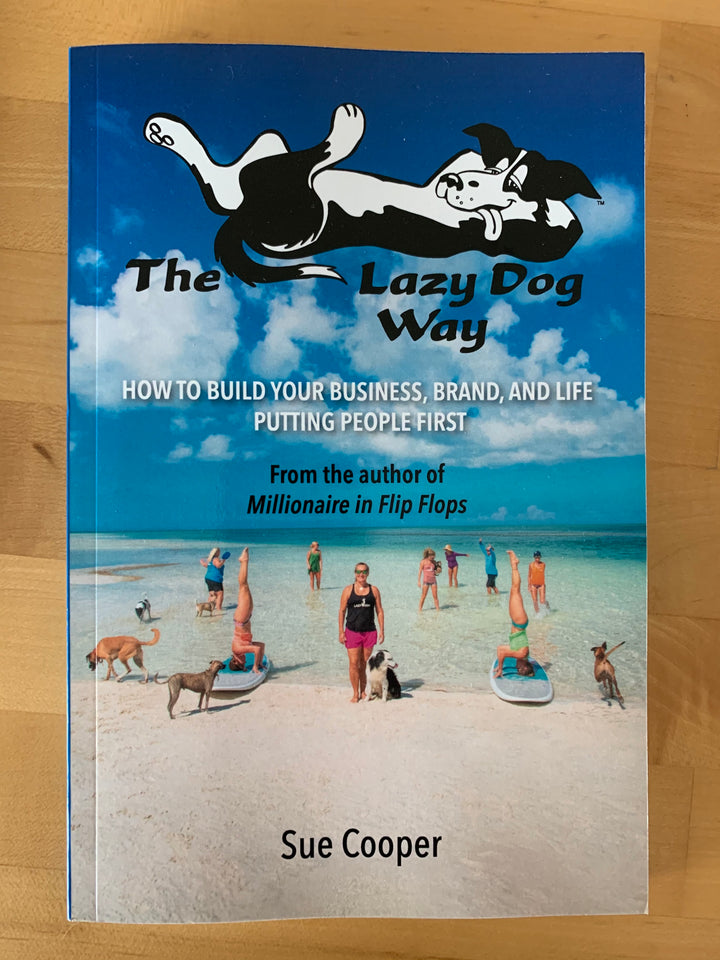 Book:  The Lazy Dog Way