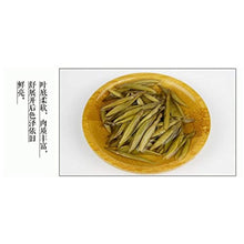 Load image into Gallery viewer, Premium Chinese Organic Bai Hao Yin Zhen Silver Needle White Leaf Tea - From Hunan Southern China (250g (8.81 ounce))
