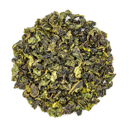 Oriarm 100g / 3.53oz Anxi Tieguanyin Oolong Tea Loose Leaf - Chinese Tea Leaves Tie Guan Yin Iron Goddess of Mercy - Fujian High Mountain Wu Long Green Tea Ti Kuan Yin