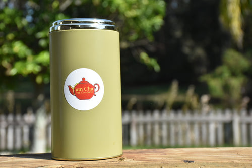 8 oz Tea Tin