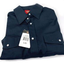 Load image into Gallery viewer, Vintage Dickies Shirt - Dark Navy