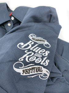 Vintage Dickies Shirt - Dark Navy