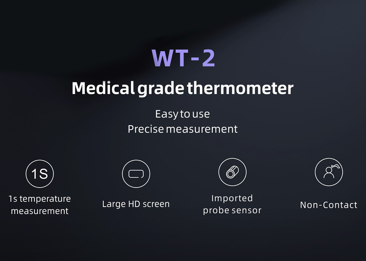 Woodpecker Infrared Thermometer
