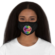 Load image into Gallery viewer, Lgbtq+   Fitted Polyester Face Mask