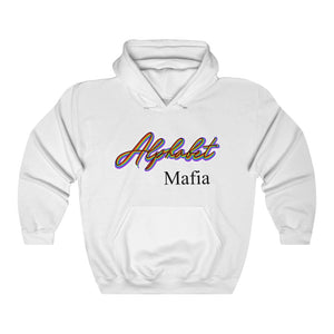 Alphabet Mafia  Unisex Heavy Blend™ Hooded Sweatshirt
