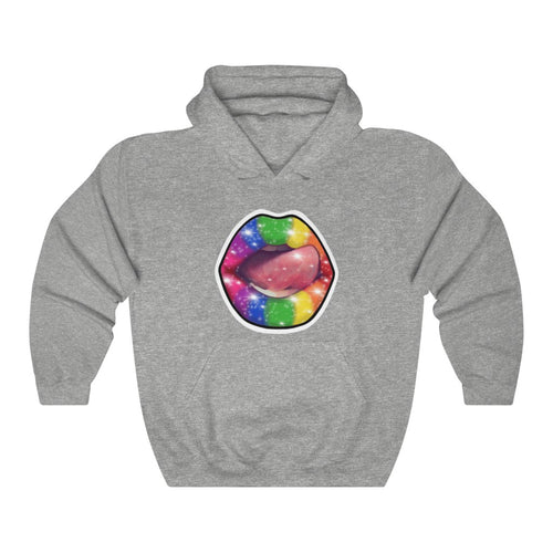 Lgbtq+  Unisex Heavy Blend™ Hooded Sweatshirt