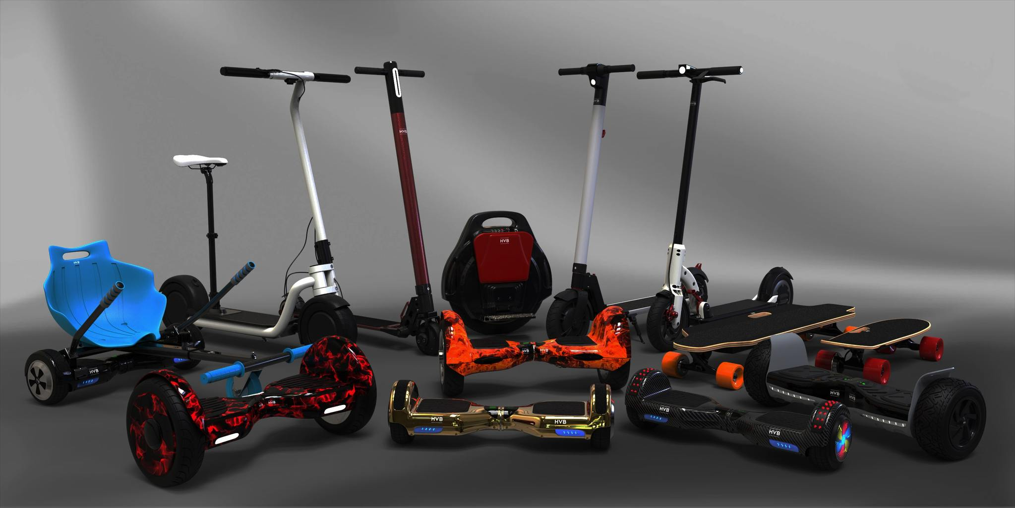Pro-eRiders Electronic Scooters and Bikes