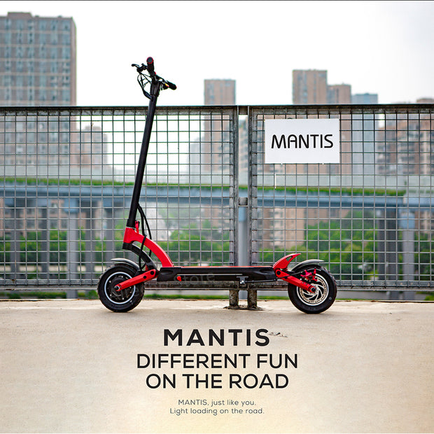 2020 Original Kaabo Mantis Kickscooter single motor e-scooter-Pro eRiders