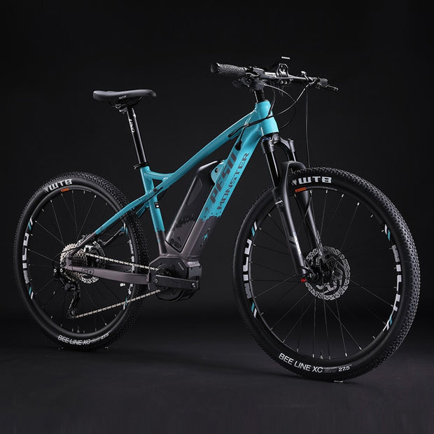 27.5inch XC mountain ebike 350w Awesome Fun with power to Burn!