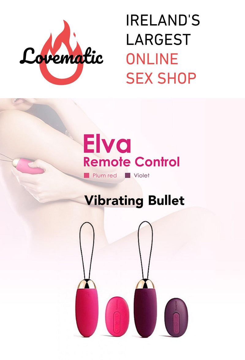 Now over 8000 sex toys in stock - Lovematic.ie