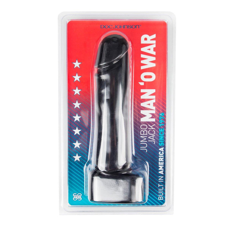 The Classics Jumbo Jac - Man O'War Black.