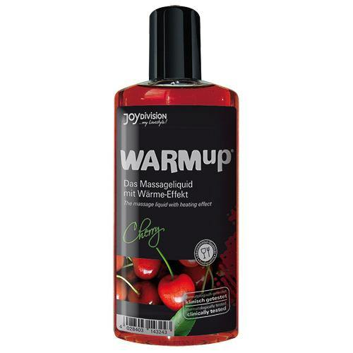 Joydivision Warm-up Massage Oil - Cherry.